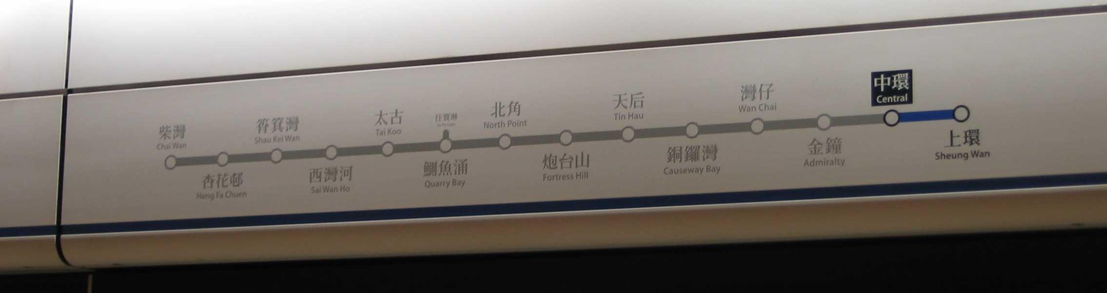 Line Map