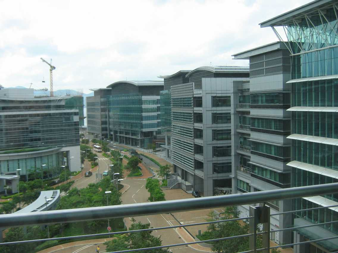 Science Park Buildings