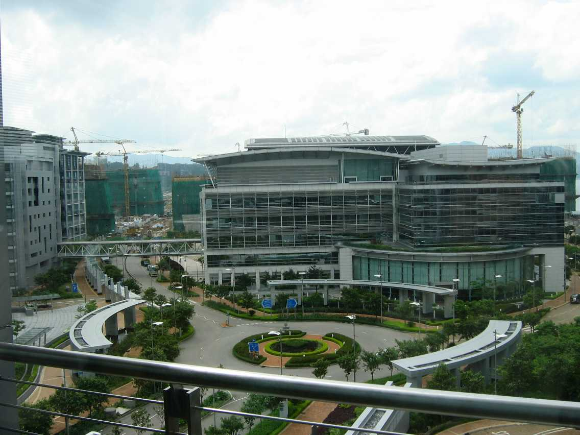 Science Park Buildings 2