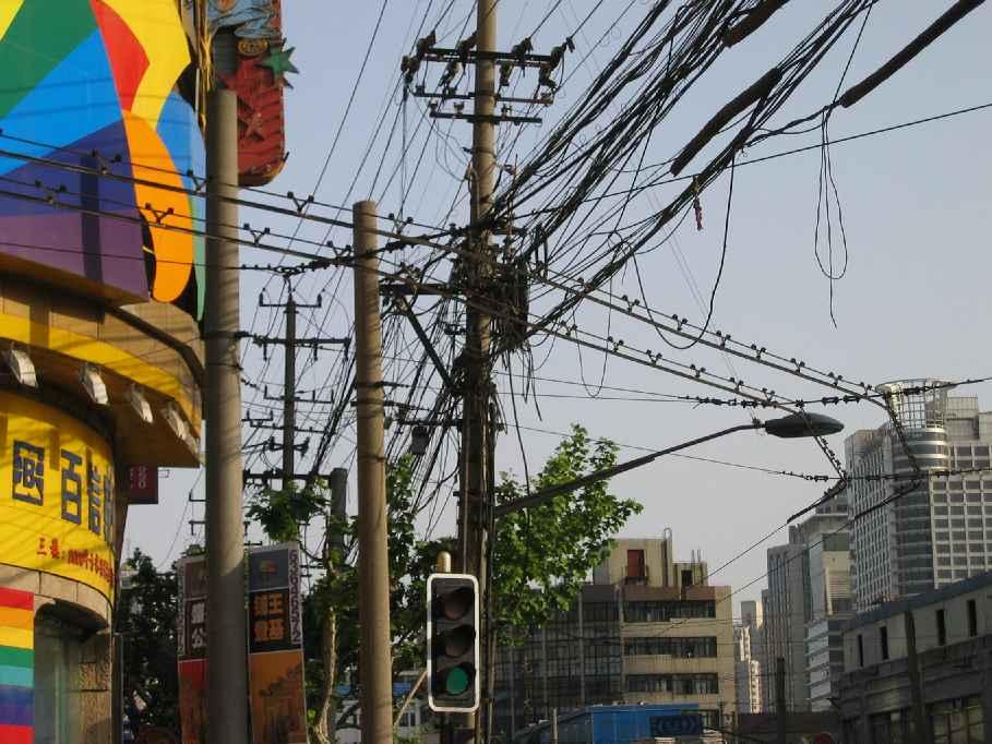 Shanghai wiring