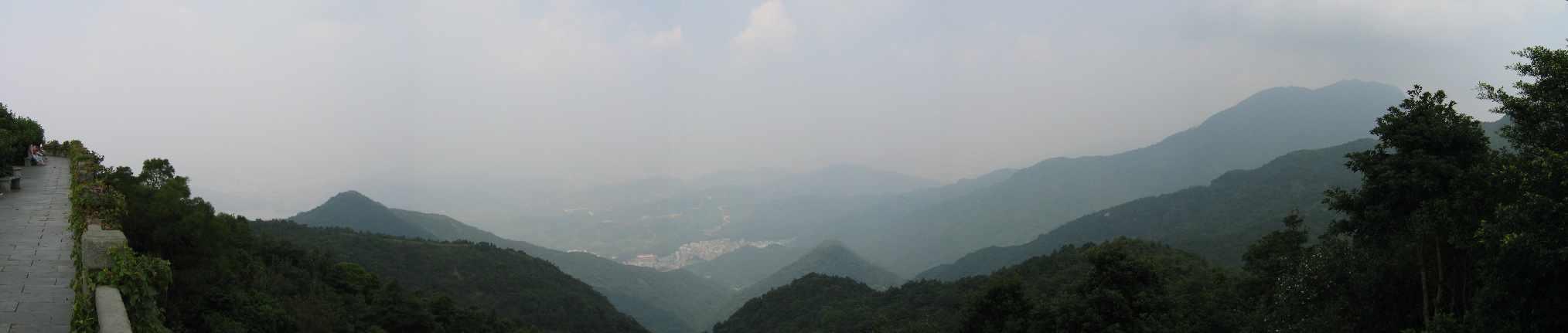 Little Wu Tong Panorama