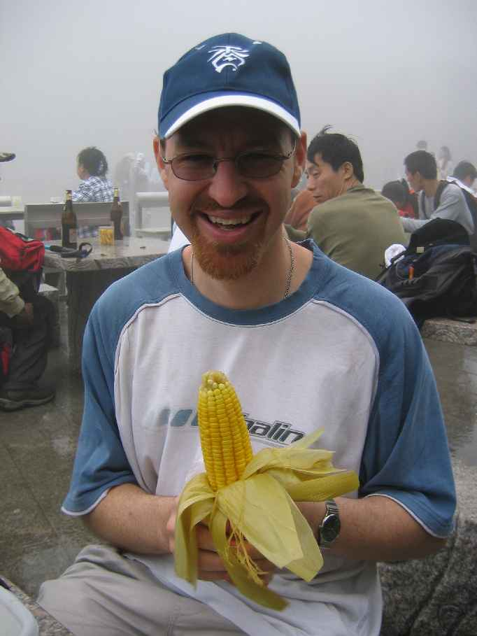 Hot Corn Time!