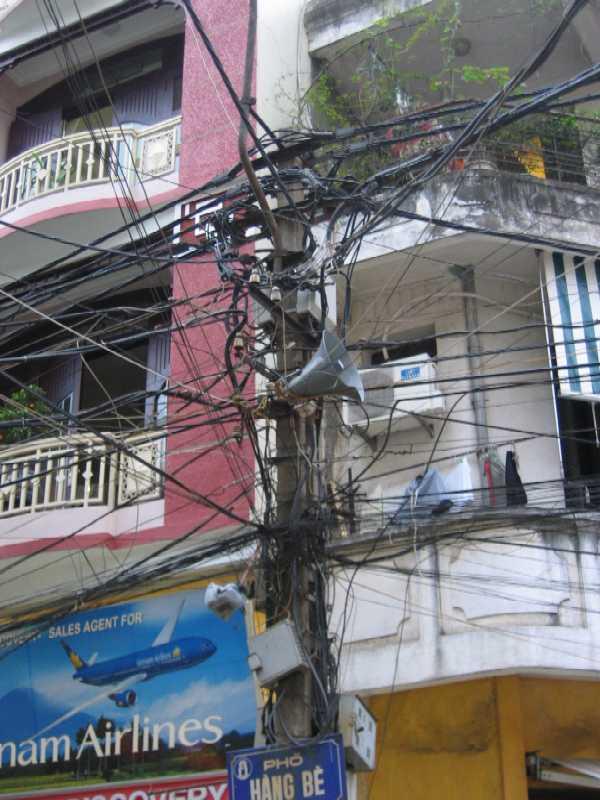 Hanoi wiring