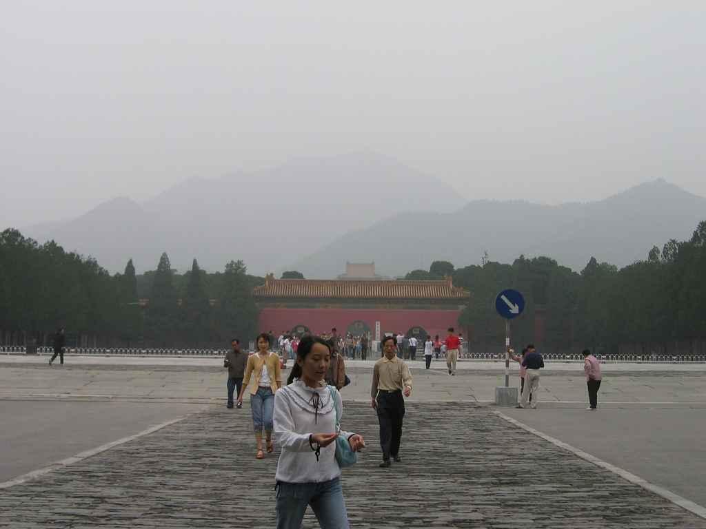 Emperor Dingling Tomb