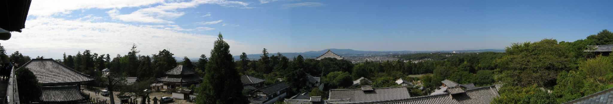 Nara Panorama